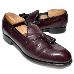 FootJoy Classics 8.5A Vintage Tassel Loafers Shoes
